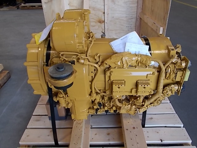 CAT Gearbox TH35-E81